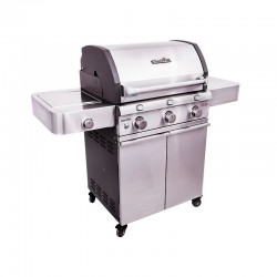 Barbacoa a Gas - Platinum 3400S Gris - Charbroil