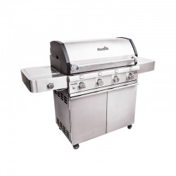 Barbacoa a Gas - Platinum 4400S Gris - Charbroil