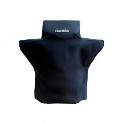 Cover for Barbecue - Premium 2B Black - Charbroil