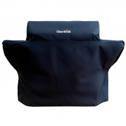 Cover for Barbecue - Premium 4B Black - Charbroil