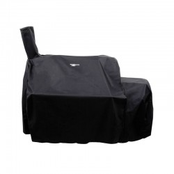 Oklahoma Joe Barbecue Cover Black - Charbroil