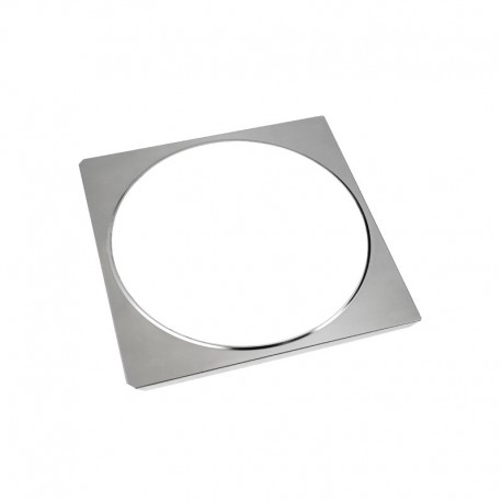 Inox Table for Kettle Barbecue Steel - Dancook DANCOOK DC170004