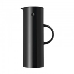 Vacuum Jug - Em77 1L Black - Stelton