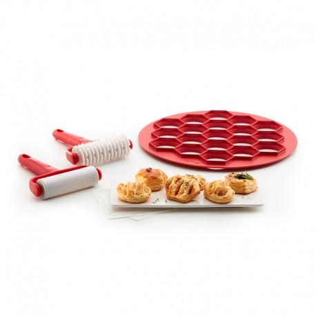 Kit Mini Pies Red - Lekue LEKUE LK0200130SURM017
