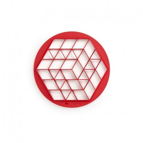 Molde para Aperitivos Vermelho - Lekue LEKUE LK0200133R01M017