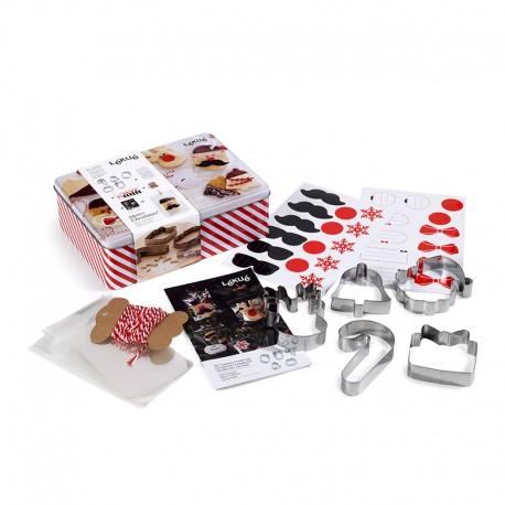 Christmas Cookies kit - Lekue LEKUE LK3000095SURM017