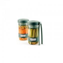 Kit para Preparar Pickles Verde - Lekue