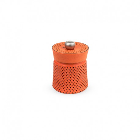 Pepper Mill in Cast Iron - Bali Orange - Peugeot Saveurs PEUGEOT SAVEURS PG35426
