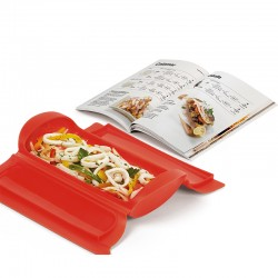 Kit Guía Indispensable (1-2 personas) PT Rojo - Lekue LEKUE LK3504600R10U300