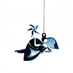 Ornamento Bailarina - Blue Christmas Azul - A Di Alessi A DI ALESSI AALEAAA082