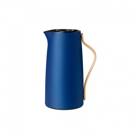Vacuum Jug for Coffee 1,2L - Emma Dark Blue - Stelton STELTON STTX-200-7