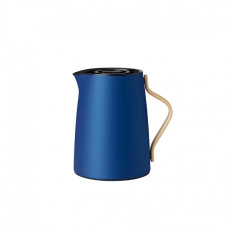 Vacuum Jug For Tea 1L - Emma Dark Blue - Stelton STELTON STTX-201-7