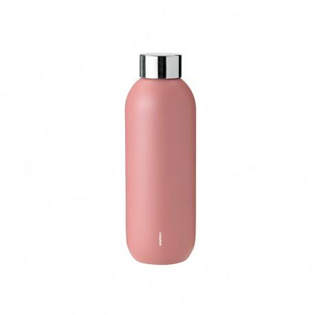 Drinking Bottle 600ml - Keep Cool Rose - Stelton STELTON STT427-3