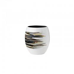 Small Vase Ø14cm - Stockholm Lignum - Stelton