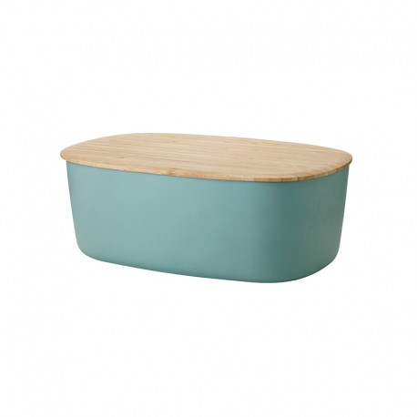Stylish Bread Box - Box It Dusty Green - Rig-tig RIG-TIG RTZ00038-6