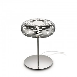 Table Lamp - BarkLamp Silver - Alessi