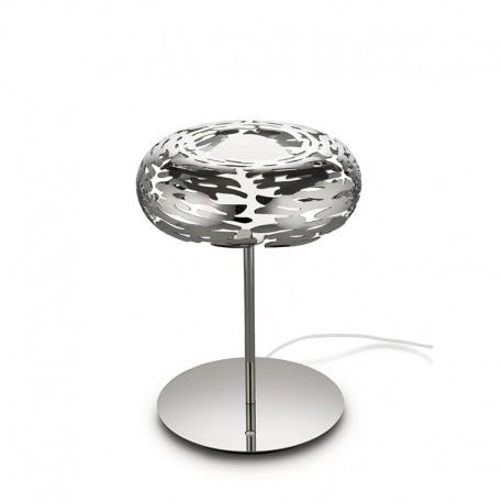 Table Lamp - BarkLamp Silver - Alessi ALESSI ALESBM11