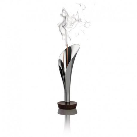 Incense Burner - Lily Silver - Alessi ALESSI ALESMW71