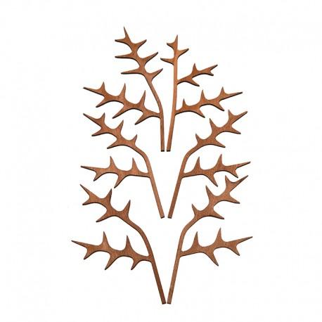 Fragrance Diffuser Leaves Ohhh - The Five Seasons - Alessi ALESSI ALESMW646F