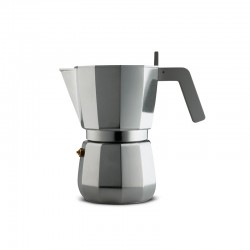 Espresso Coffee Maker 9 Cups - Moka - Alessi