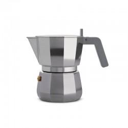 Espresso Coffee Maker 3 Cups - Moka - Alessi