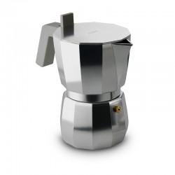 Espresso Coffee Maker 6 Cups - Moka - Alessi