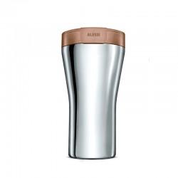 Vaso Termico 400ml Marrón - Caffa - Alessi