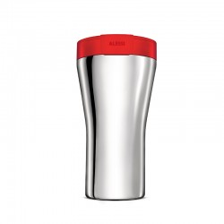 Thermal Carafe 400ml Red - Caffa - Alessi