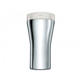 Thermal Carafe 400ml White - Caffa - Alessi