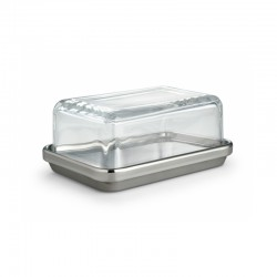 Butter Dish ES03 Grey - Alessi ALESSI ALESES03