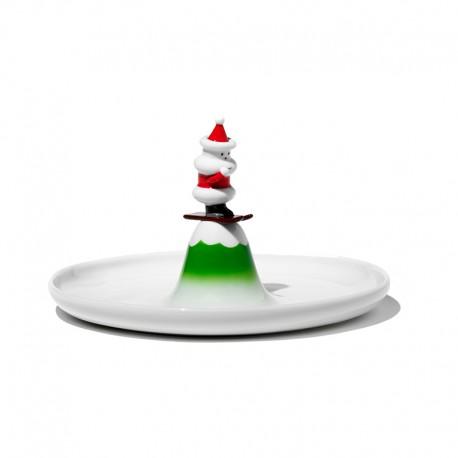 Pastry Plate - Scia Natalino! - A Di Alessi A DI ALESSI AALEAMGI19