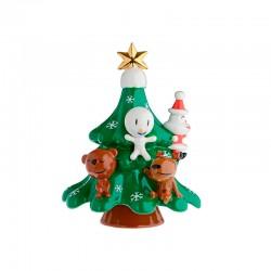 Adorno de Navidad - Xmas Friends Verde - A Di Alessi