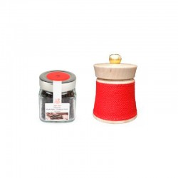 Coffret Baya Leather and Tan Hoi Pepper - Peugeot Saveurs