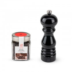Coffret Paris U'Select and Tan Hoi Pepper Black Lacquered - Peugeot Saveurs PEUGEOT SAVEURS PG37352