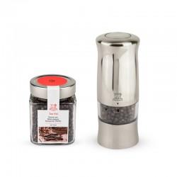Coffret Zeli Electic Mill and Tan Hoi Pepper - Peugeot Saveurs