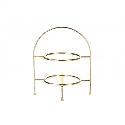 Etagere 2Tiers Gold 28Cm - Asa Selection