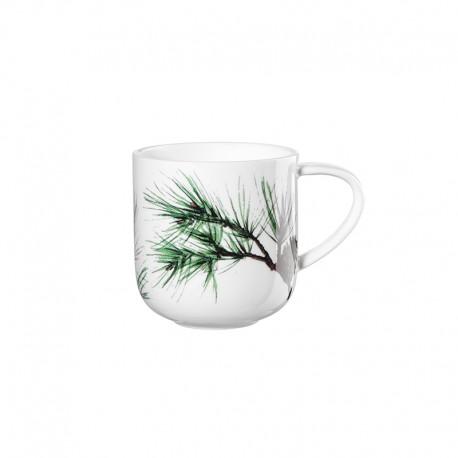 Mug Pine Tree 400ml - Coppa White - Asa Selection ASA SELECTION ASA19402014