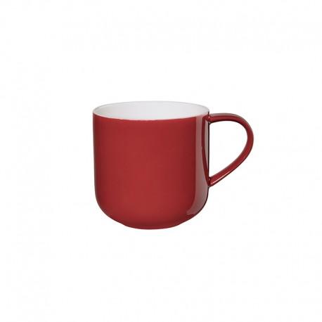 Mug Red 400ml - Coppa Red And White - Asa Selection ASA SELECTION ASA19100185