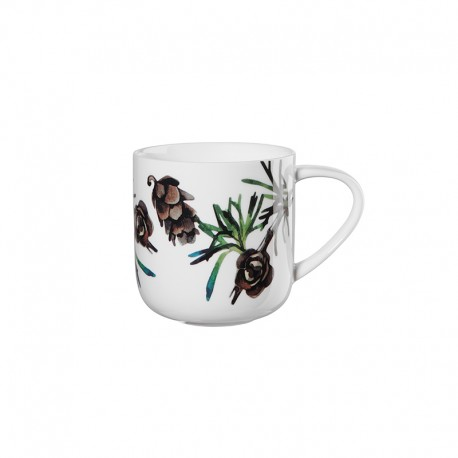 Mug Fir Tree 400ml - Coppa White - Asa Selection ASA SELECTION ASA19404014