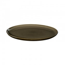 Dinnerplate Ø26,5cm Chestnut – Kolibri - Asa Selection