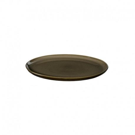 Dessert Plate Ø20cm Chestnut – Kolibri - Asa Selection ASA SELECTION ASA25402250