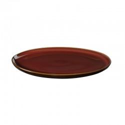 Dinnerplate Ø26,5cm Rusty Red – Kolibri - Asa Selection ASA SELECTION ASA25500250