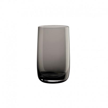 Copo de Vidro Longdrink 400ml Cinza - Glas - Asa Selection ASA SELECTION ASA53503009