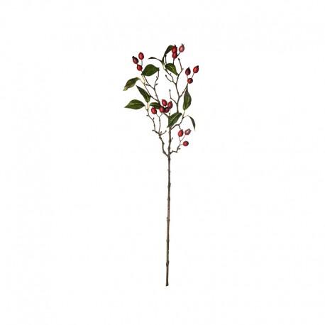 Single Berry Branch Red - Deko Red And Green - Asa Selection ASA SELECTION ASA66891444