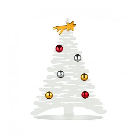 Árbol de Navidad 30cm - Bark for Christmas Blanco - Alessi ALESSI ALESBM06/30W