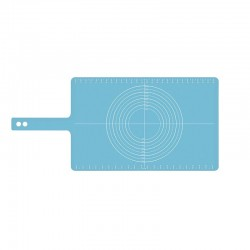Non-slip Silicone Pastry Mat Blue - Roll-Up - Joseph Joseph JOSEPH JOSEPH JJ20097