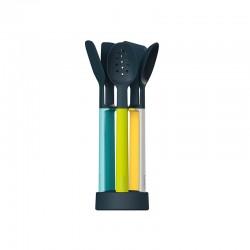 Conjunto de 5 Utensílios de Cozinha - Elevate Multicolorido - Joseph Joseph