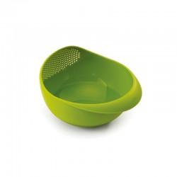 Taça com Escorredor Verde - Prep&Serve Grande - Joseph Joseph