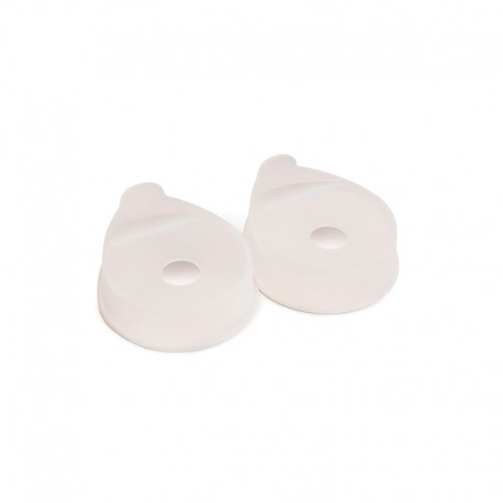 Set of 2 Egg Rings - Froach Pods Transparent - Joseph Joseph JOSEPH JOSEPH JJ20120