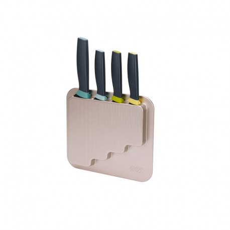 Set of 4 Knives - Elevate DoorStore Multicolour - Joseph Joseph JOSEPH JOSEPH JJ10303